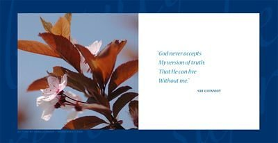 Poems by Sri Chinmoy
