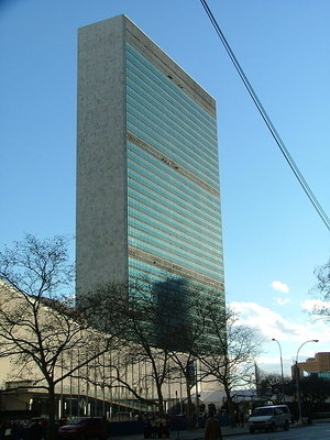 My visit at the United Nations