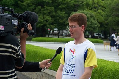 World Harnomy Run in Japan 2008