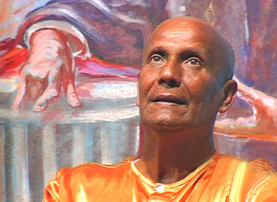 Portraits of Sri Chinmoy