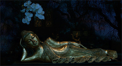 Evening Buddha