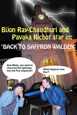 'Back to Saffron Walden'