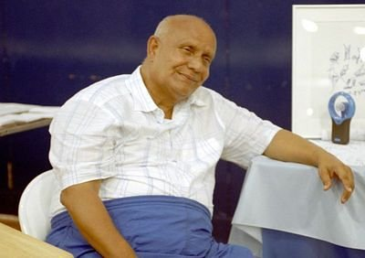 Portrait of Sri Chinmoy