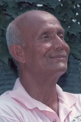 Sri Chinmoy, August 1991: Selected Portraits, Scanned from Film