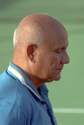 Sri Chinmoy in Mexico, January 1998: Portraits, Scanned from Film