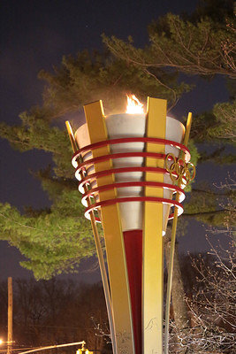 13th April, 2014: World's Largest Peace Torch