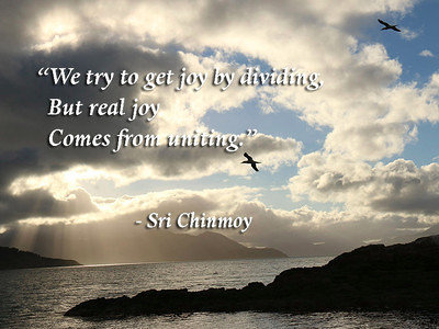 Aphorisms of Sri Chinmoy