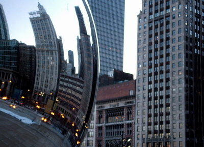 City Scenes of  Chicago