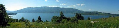 Mavrovo Lake - Macedonia