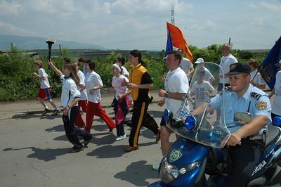 World Harmony Run  - 2006