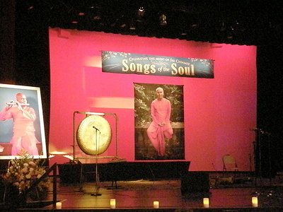 April 2010 New York Songs of the Soul Concert
