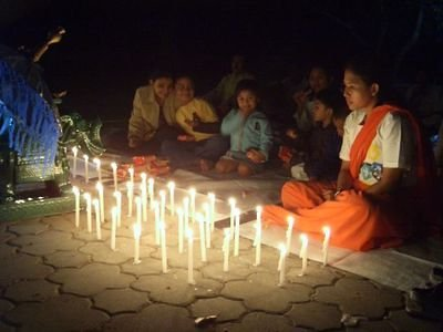 Celebration 75th  Birthday of Sri Chinmoy in Indonesia