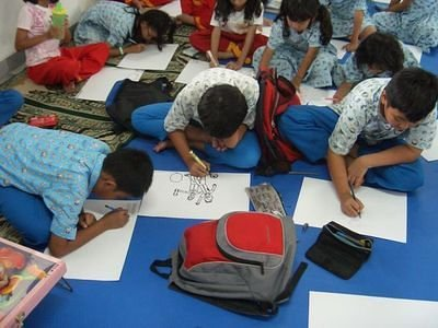 Drawings of Hope from  Yogyakarta - Indonesia