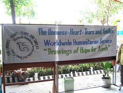 The Oneness-Heart-Tears and Smiles Worldwide Humanitarian Service
