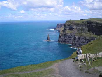 cliffs of moher again