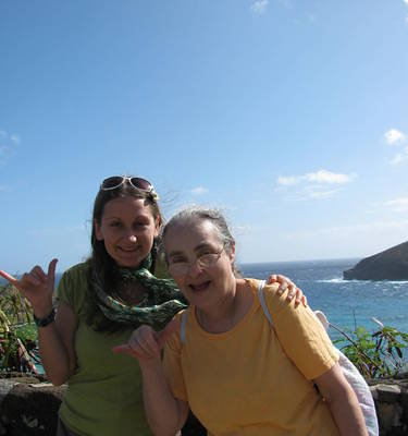 At Hanauma Bay