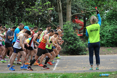 Race. Battersea Park. London