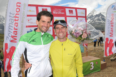 JOY-WEEKEND AND ZERMATT MARATHON 2016