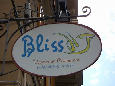 Bliss restaurant Genoa