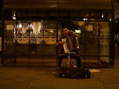 The night musician