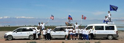Great WHR team in Mongolia