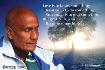 In Honour of Sri Chinmoy's 75 Birthday
