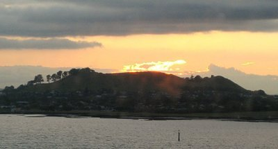 Mangere Mountain, Auckland