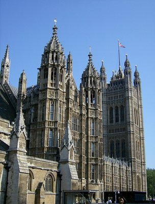 The Houses of Parliament - 2