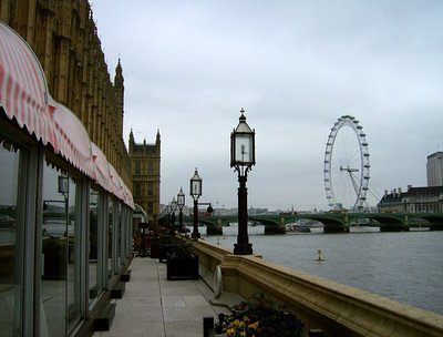 The House of Lords and the Thames