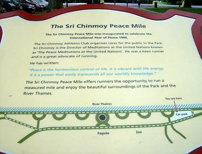 The Sri Chinmoy Peace Mile