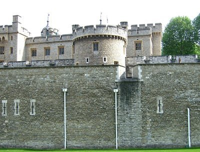 The Tower of London - front view