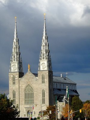 The Cathedral Basilica of Notre Dame