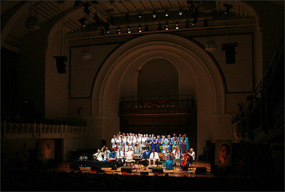 Songs of the Soul, Cadogan Hall, London, November 2010