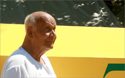 Sri Chinmoy, August 27th, 2007