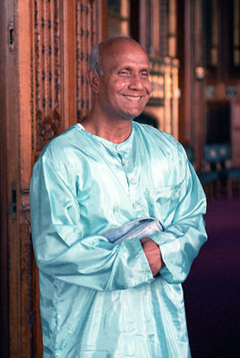 Sri Chinmoy in Westminster