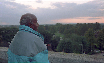 Sri Chinmoy at Windsor Castle