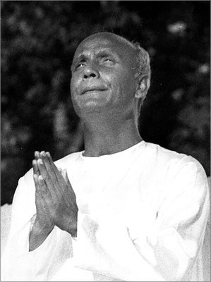Sri Chinmoy in  Woodstock