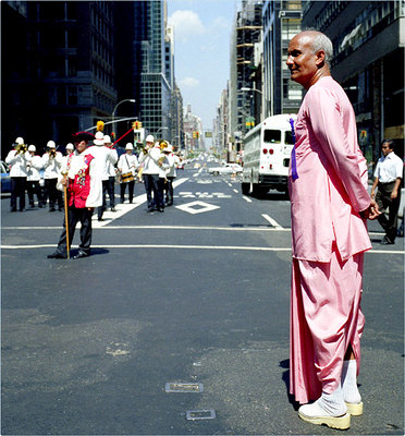 Sri Chinmoy, Madison Avenue, India Day Parade