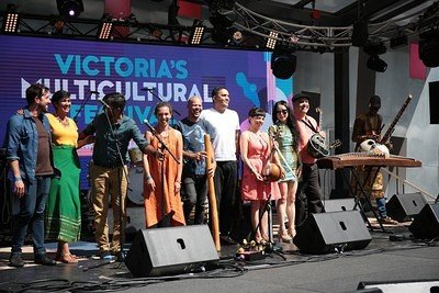 2019-03-23 Federation Square Multicultural Festival