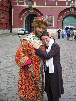 With Ivan the terrible