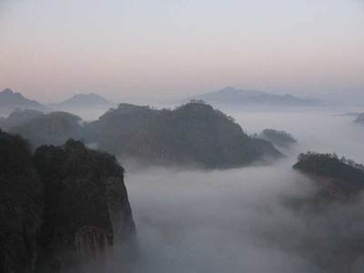 Sea of Clouds 4