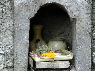 offerings in every nook and cranny
