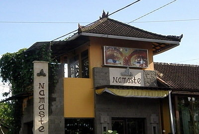 cool shop in Ubud