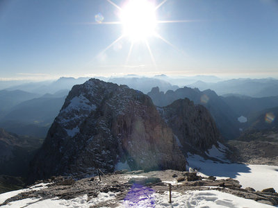 The Peak of Dachstein
