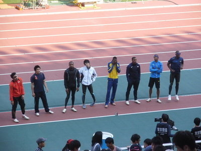 Long jumpers introduction