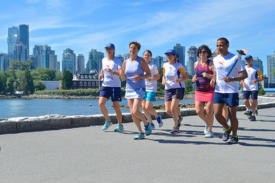 Peace Run 2018 in Canada