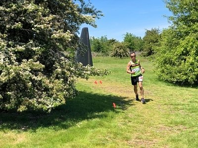 Sri Chinmoy 7&13-Hour Race (Magnuson Park, Seattle - May 18, 2019)