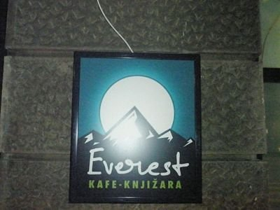 Everest-New Cafe In Belgrade