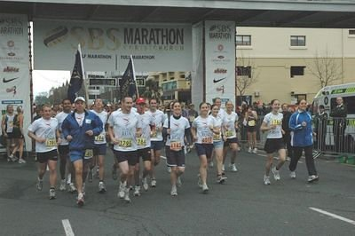 Christchurch Marathon 2006