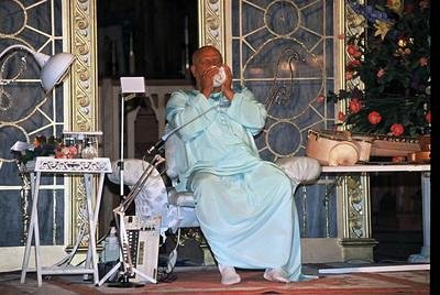Sri Chinmoy in Christchurch